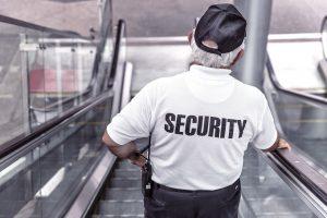beveiligingsbedrijf inhuren